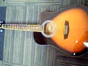 WASHBURN GUITARS Acoustic Guitar WA90CEVSB